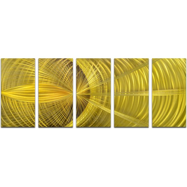Gold Sphere Decor | Wayfair