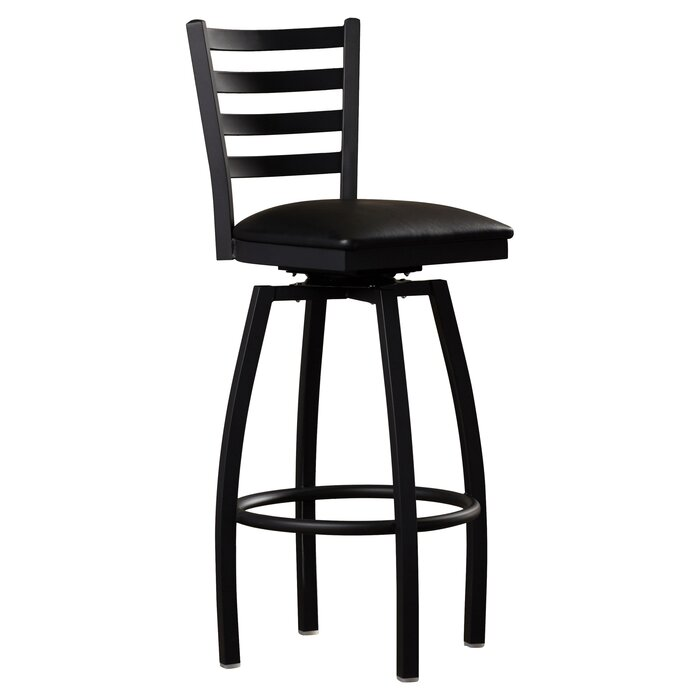Tremendous Bartlet 32 Swivel Bar Stool Gamerscity Chair Design For Home Gamerscityorg
