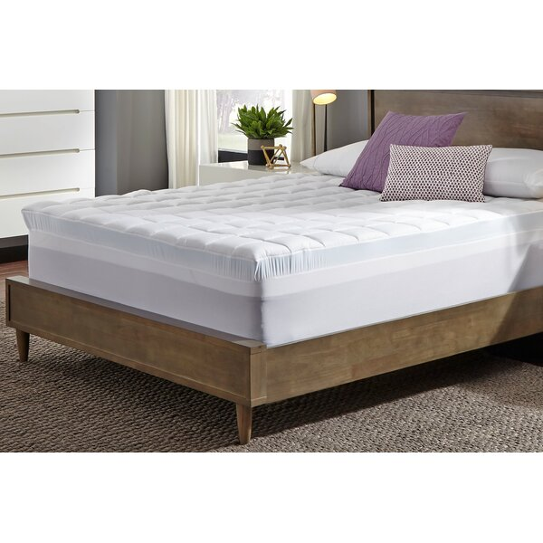 Sarah 3.5 Gel Memory Foam Mattress Topper by Alwyn Home