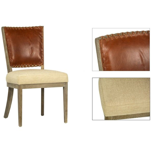 Delia Upholstered Dining Chair by Foundry Select