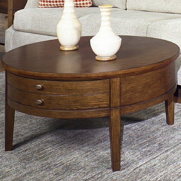 Weybossett Coffee Table by Alcott Hill