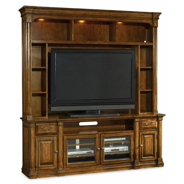 Tynecastle 75 Entertainment Center by Hooker Furniture