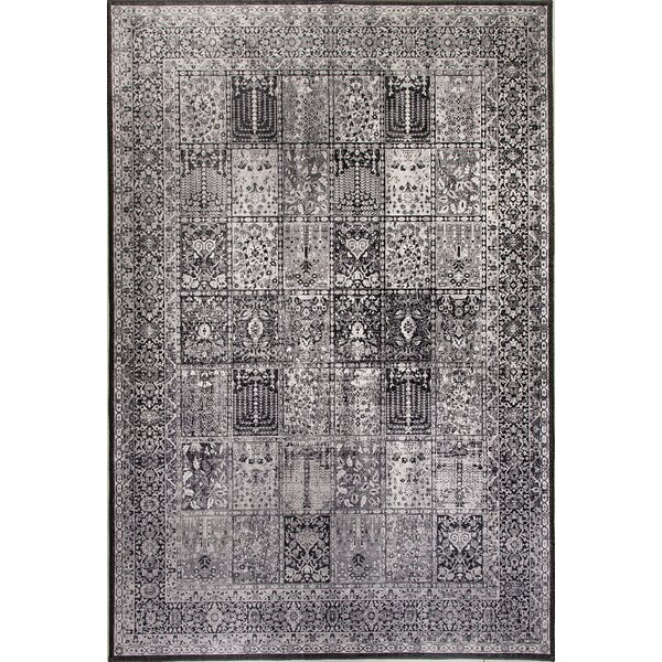 Agadir Gray Area Rug by Bungalow Rose