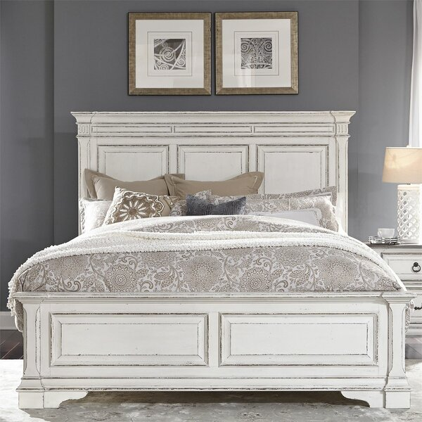 Ginyard Standard Bed by Ophelia & Co.