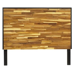 Gallery Panel Headboard by Padmas Plantation