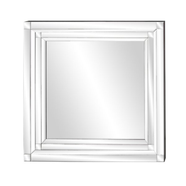 Falzone Modern Square Full Length Mirror by Orren Ellis