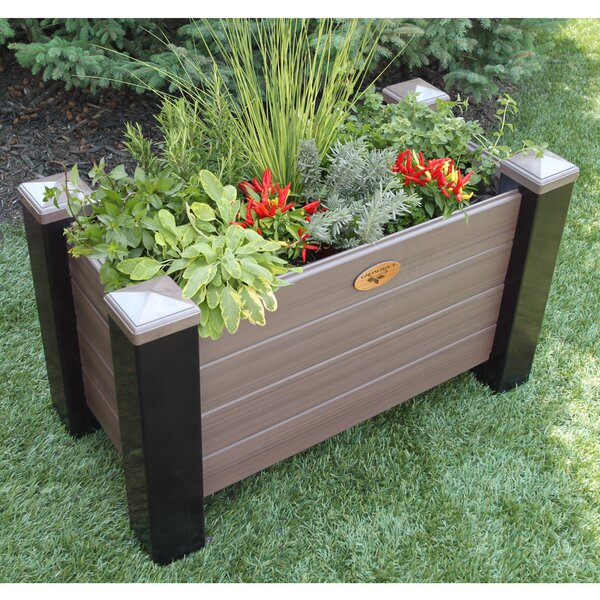 Maintenance Vinyl Planter Box by Gronomics
