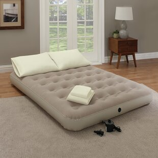 Guestroom Survival Kit 9 Air Mattress by New Sega Home