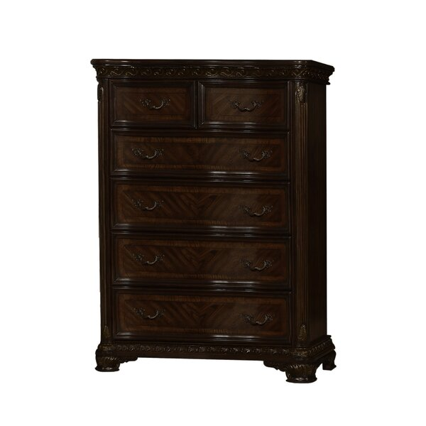 Deshazo 5 Drawer Chest by Astoria Grand