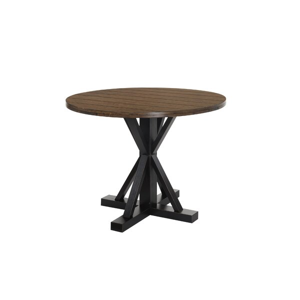 Morrison Counter Height Dining Table by World Menagerie
