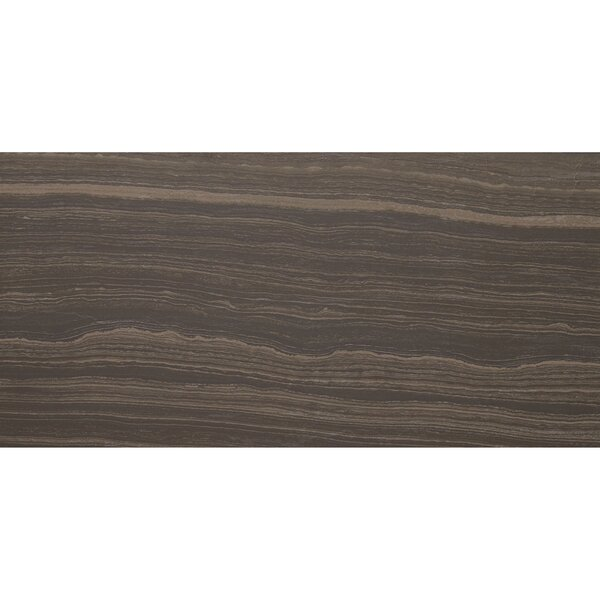 Austin 12 x 24 Porcelain Wood Look Tile in Bruno by Itona Tile