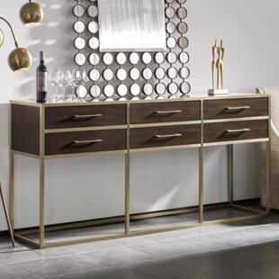 Cher Console Table  by Willa Arlo Interiors