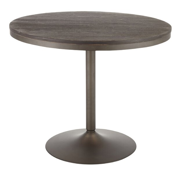 Chambord Industrial Dining Table by Laurel Foundry Modern Farmhouse