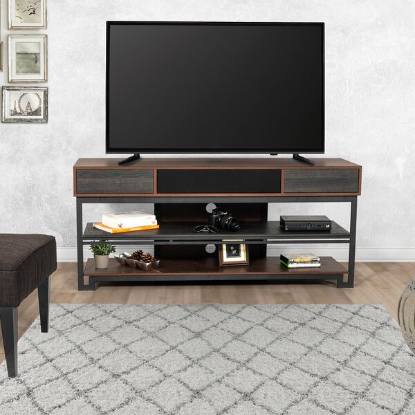 Suttles TV Stand For TVs Up To 65
