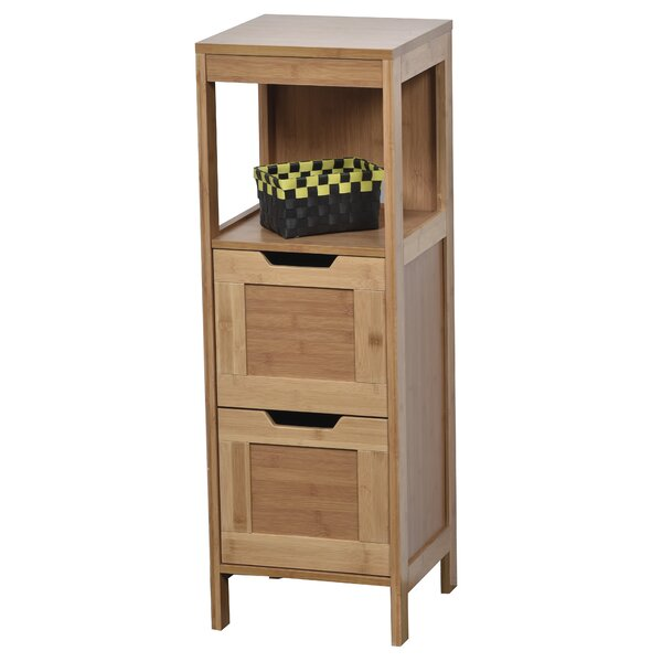 Mahe 11.13 W x 35.5 H Cabinet by Evideco