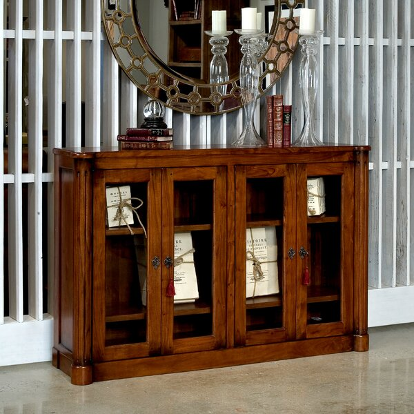 Toulouse Column Standard Bookcase by Sarreid Ltd