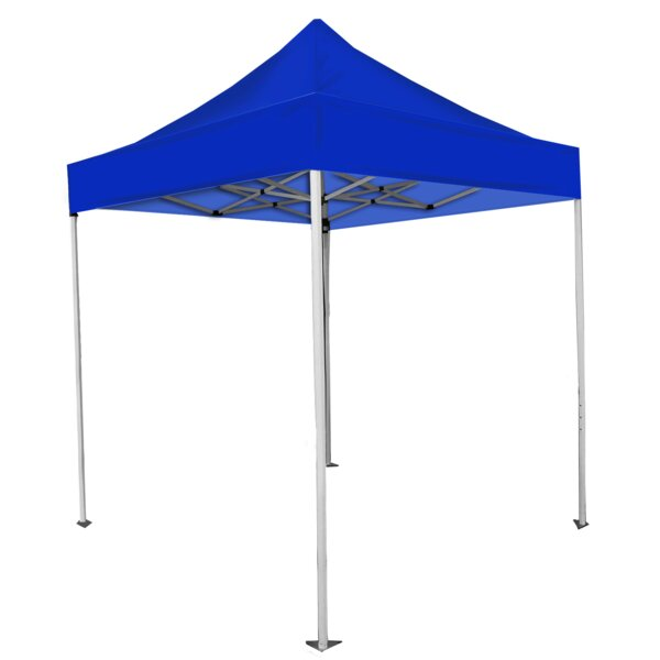 15 Ft. W x 10 Ft. D Steel Pop-Up Canopy by Laguna Canopy