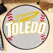 NCAA University of Toledo Baseball Mat by FANMATS