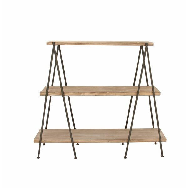 Dahlstrom Etagere Bookcase by Gracie Oaks