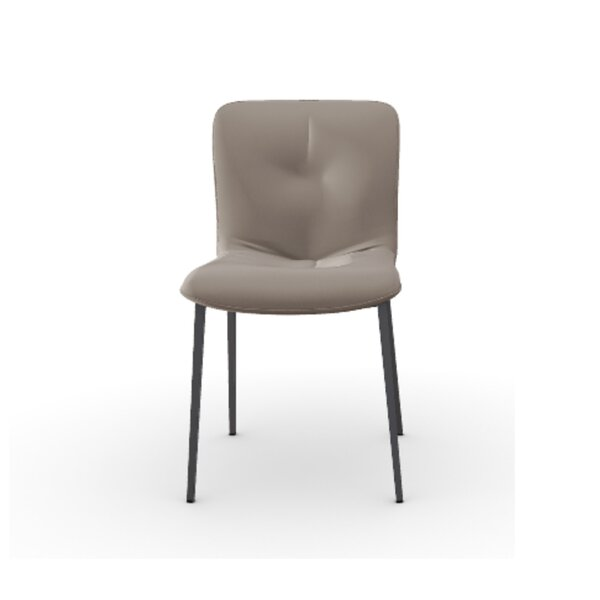 Annie Upholstered Side Chair by Calligaris Calligaris