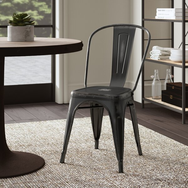 Ackerly 33.5 Side Chair by Greyleigh