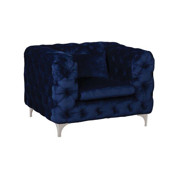 Attleboro Armchair by Everly Quinn