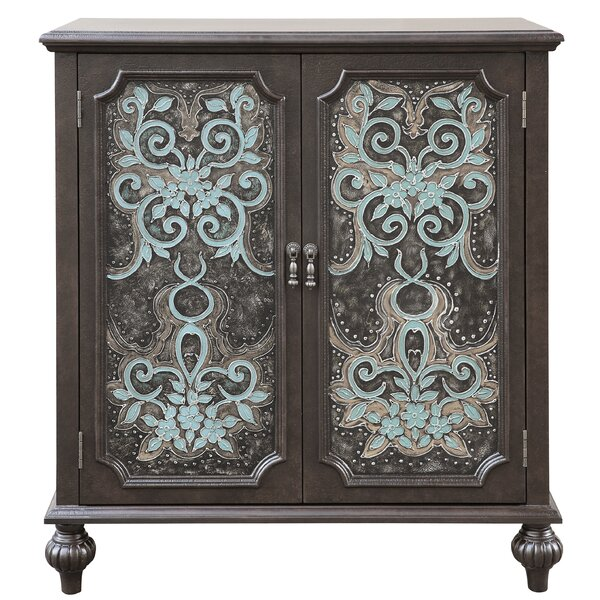 Burdge Accent Bar Cabinet by World Menagerie World Menagerie
