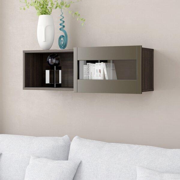 Browner Wood Wall Shelf by Orren Ellis