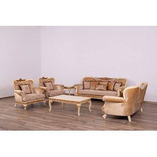 Fantasia Configurable Living Room Set by European Furniture