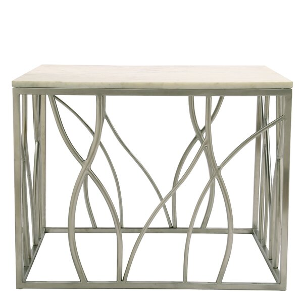 Mandalay Bunching End Table by Brayden Studio