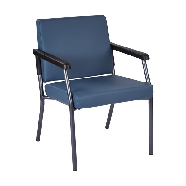 Bonifacio Big and Tall Guest Chair by Symple Stuff