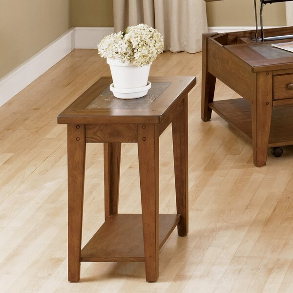 Warfel Occasional Chairside Table By Charlton Home