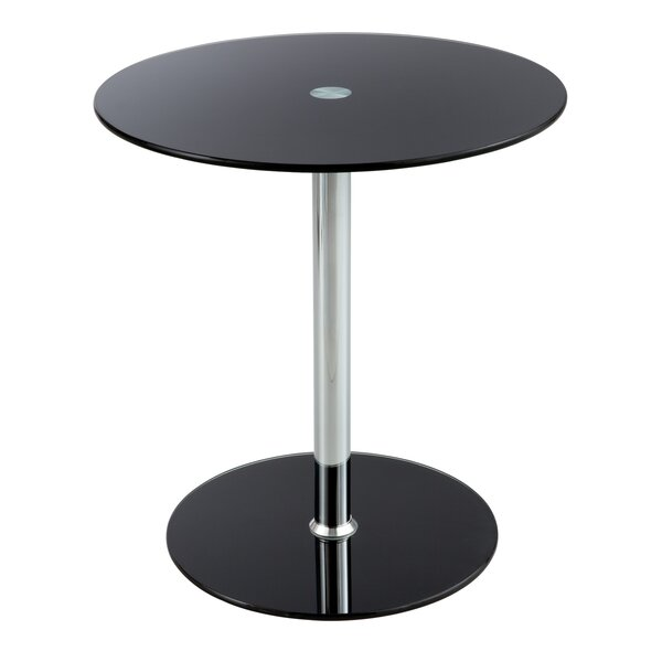Pedestal End Table By Safco Products Company