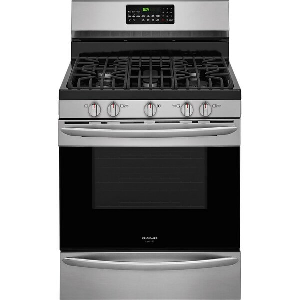 30 Free-standing Gas Range with Griddle by Frigidaire