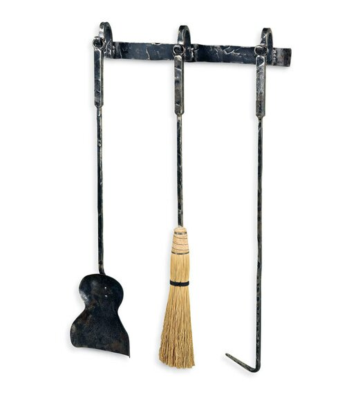 Whelchel 4 Piece Fire Tool Set by Millwood Pines