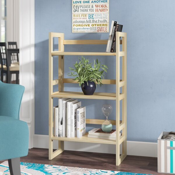 Isetta Etagere Bookcase by Winston Porter
