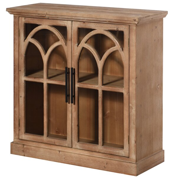 Kavia 2 Door Accent Cabinet by August Grove August Grove