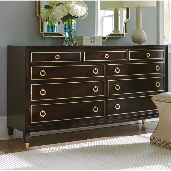 Carlyle Park 9 Drawer Dresser by Lexington