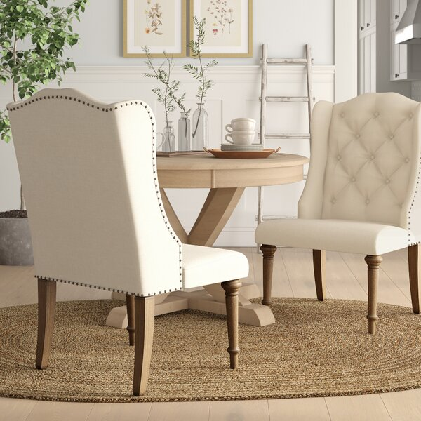 Adam Upholstered Dining Chair (Set of 2) by Birch Lane™ Heritage
