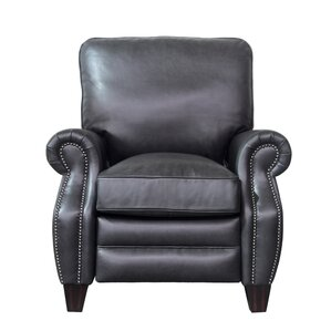Ponteland Leather Recliner  sc 1 st  Wayfair & Gray Recliners Youu0027ll Love | Wayfair islam-shia.org