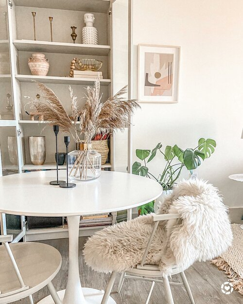 Shop this Room - Glam Dining Room Design