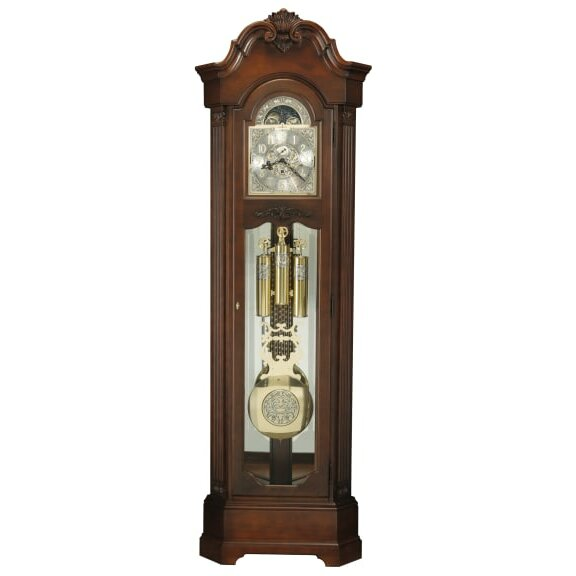 Celine 84.75 Grandfather Clock by Howard Miller®