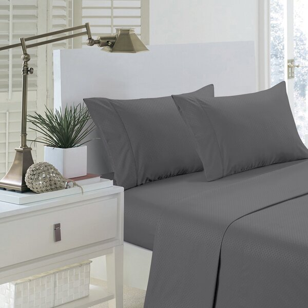 Willia Super Soft Luxurious 1800 Series Sheet Set by Winston Porter