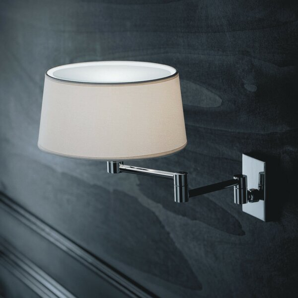Classic Swing Arm Lamp by ZANEEN design