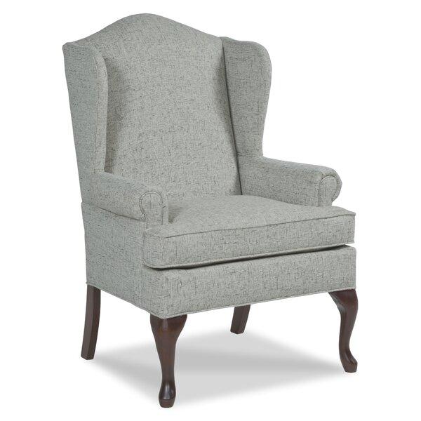 Bowman Wingback Chair by Fairfield Chair