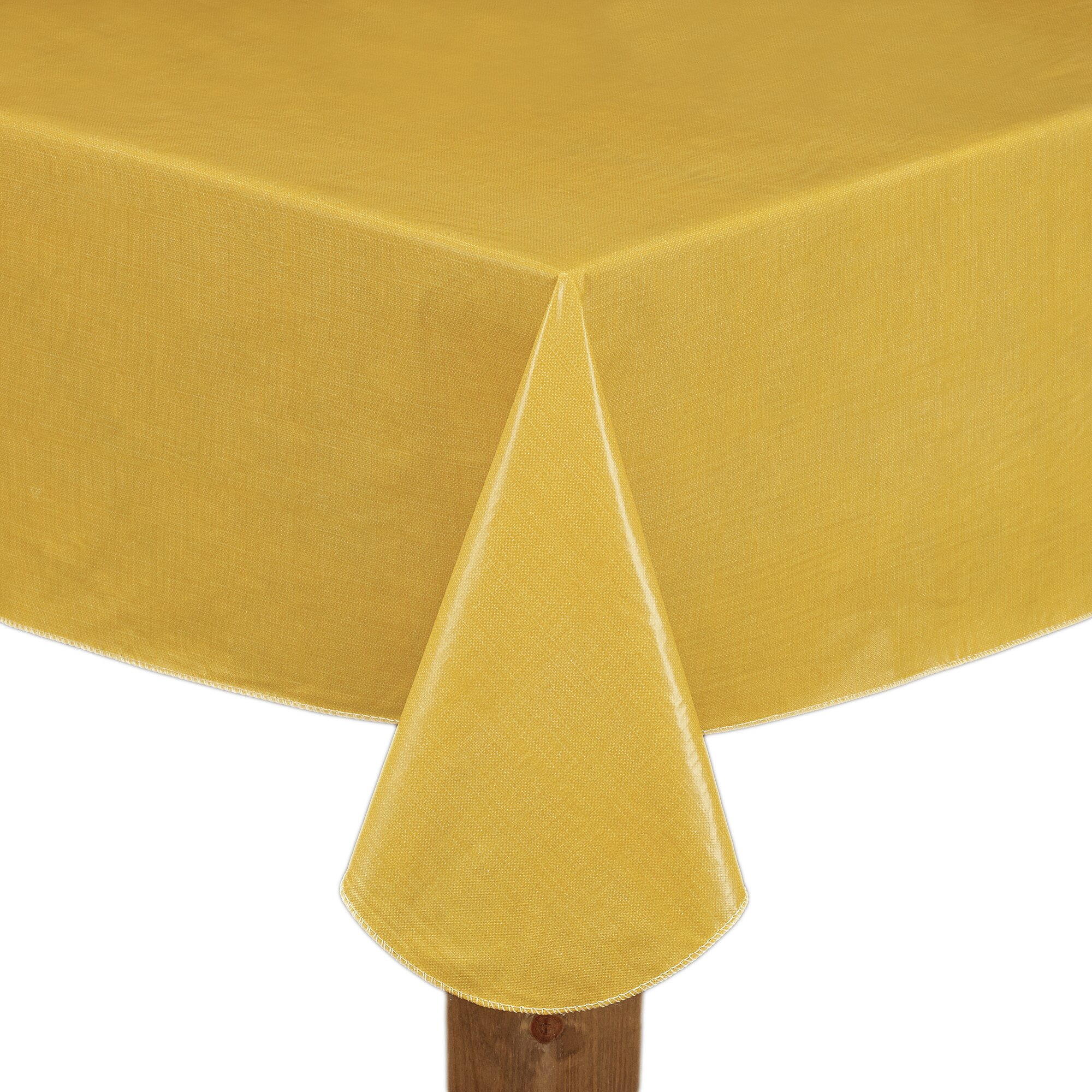 48 X 92 Gold Tablecloths You Ll Love In 2021 Wayfair