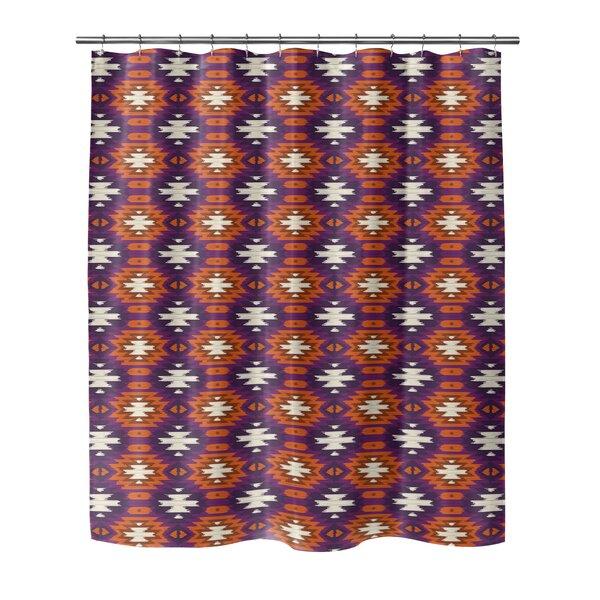 Bentley Shower Curtain by Bloomsbury Market