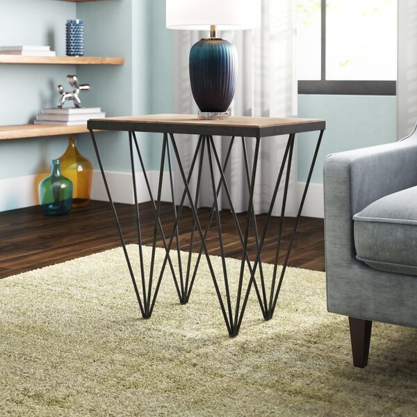 Kolten End Table by Ivy Bronx Ivy Bronx