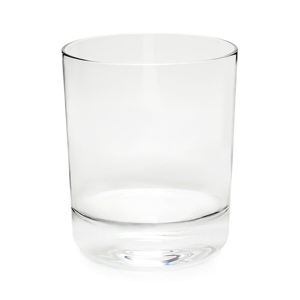 Classic Double Old Fashioned Glass 11 oz. Crystal (Set of 4) by Ravenscroft Crystal