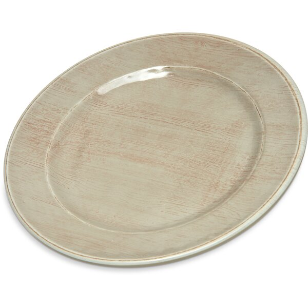 Grove 7 Melamine Bread and Butter Plate (Set of 12) by Carlisle Food Service Products